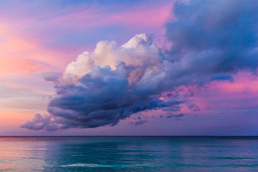 イースター「フィリピンで cloudscape」:スマホ壁紙(14)