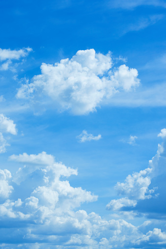 Focus On Background「Cloudscape」:スマホ壁紙(9)