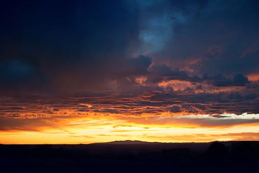 Hell「Cloudscape Sunset Sky」:スマホ壁紙(12)