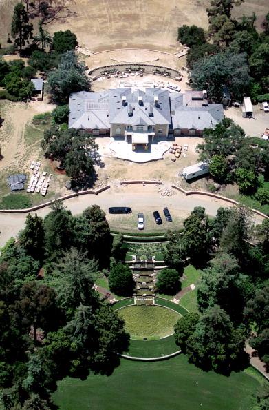 Grass「Celebrity Aerial Homes」:写真・画像(16)[壁紙.com]