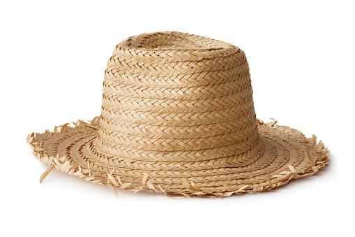 帽子「帽子:麦わら帽子」:スマホ壁紙(1)