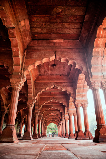 UNESCO「Diwan-i-Am at the Red Fort in Delhi, India」:スマホ壁紙(8)