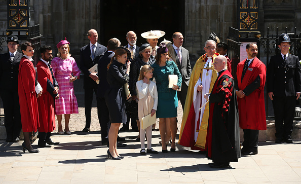Lady Louise Windsor「Queen Elizabeth II Attends Westminster Abbey Service To Mark 60th Anniversary Of Her Coronation」:写真・画像(16)[壁紙.com]