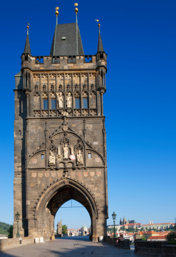 Charles Bridge「Old Town Bridge Tower, Charles Bridge, Prague」:スマホ壁紙(3)