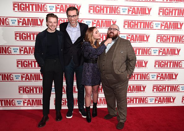 """Eamonn M「""""Fighting With My Family"""" UK Premiere - VIP Arrivals」:写真・画像(2)[壁紙.com]"""