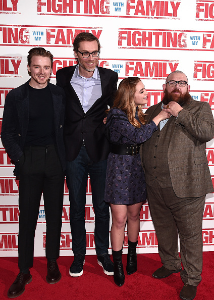"""Eamonn M「""""Fighting With My Family"""" UK Premiere - VIP Arrivals」:写真・画像(7)[壁紙.com]"""