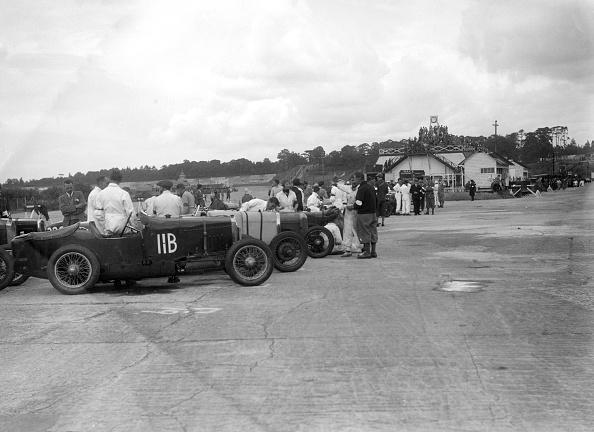 Pit Stop「Frazer-Nash of WL Mummery at the LCC Relay GP, Brooklands, 25 July 1931」:写真・画像(18)[壁紙.com]