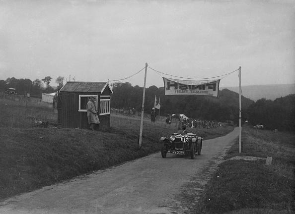 Imitation「Frazer-Nash TT replica finishing the Shelsley Walsh Hillclimb, Worcestershire, 1935」:写真・画像(15)[壁紙.com]
