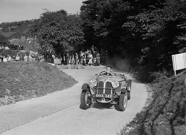 CG「Frazer-Nash BMW 319/55 of CG Fitt competing in the VSCC Croydon Speed Trials, 1937」:写真・画像(3)[壁紙.com]