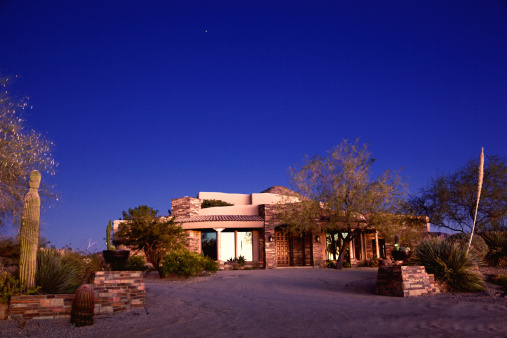 Villa「Luxury Arizona Southwest Home in Desert of North Scottsdale」:スマホ壁紙(17)