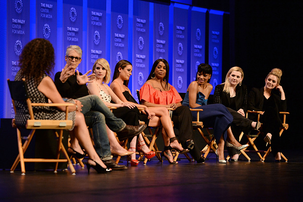 アビゲイル ブレスリン「The Paley Center For Media's 33rd Annual PaleyFest Los Angeles - 'Scream Queens' - Inside」:写真・画像(3)[壁紙.com]