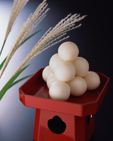 月見だんご「Rice Dumpling」:スマホ壁紙(13)