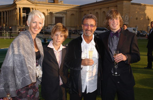 Eddie House「Silverstone Grand Prix Ball 2004」:写真・画像(8)[壁紙.com]