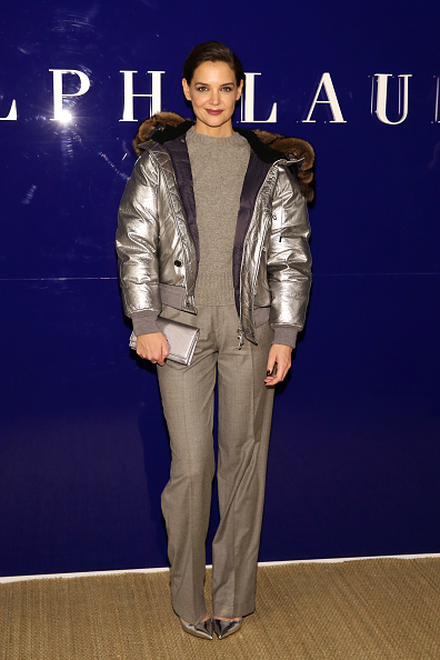 Silver Colored「Ralph Lauren - Front Row - February 2018 - New York Fashion Week」:写真・画像(3)[壁紙.com]