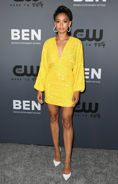 Cream Colored「The CW's Summer TCA All-Star Party - Arrivals」:写真・画像(14)[壁紙.com]
