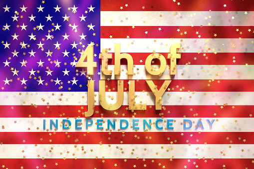 Fourth of July「Happy Fourth of July!」:スマホ壁紙(17)