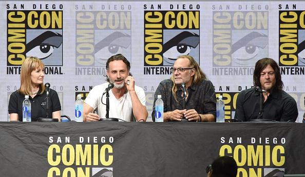 "San Diego Convention Center「Comic-Con International 2017 - ""The Walking Dead"" Panel」:写真・画像(15)[壁紙.com]"