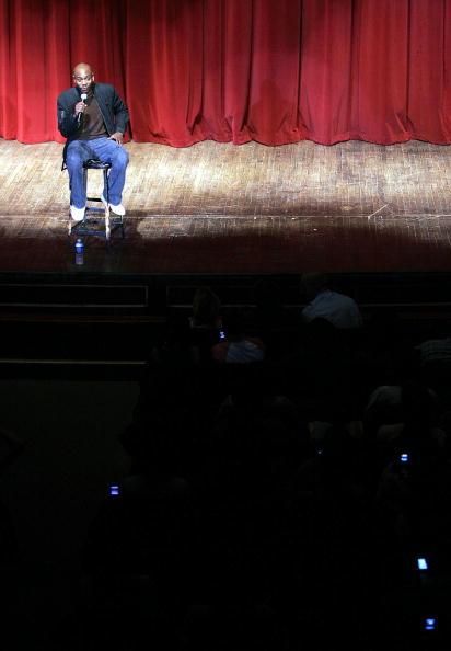 Joshua Roberts「Dave Chappelle Speaks To Students At Duke Ellington School Of The Arts」:写真・画像(10)[壁紙.com]
