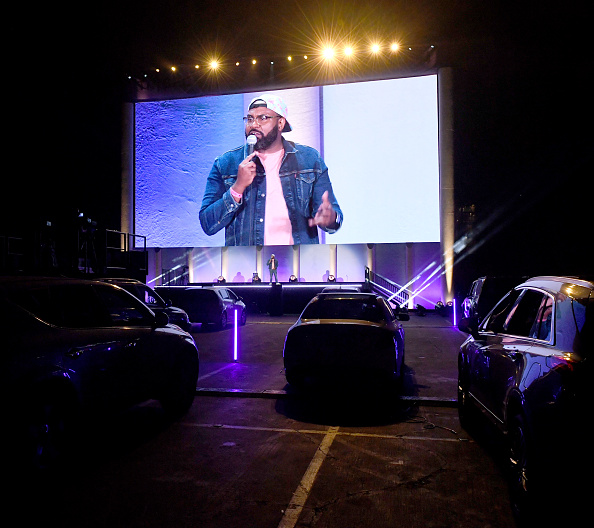 Comedian「Live From Tribeca Drive-in: Stand Up, Presented By Tribeca Enterprises And Comedy Dynamics, In Partnership With AT&T, IMAX And Walmart」:写真・画像(19)[壁紙.com]