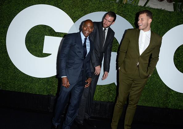 Blake Griffin「2014 GQ Men Of The Year Party - Carpet」:写真・画像(14)[壁紙.com]
