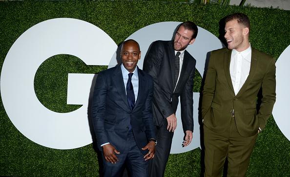 Blake Griffin「2014 GQ Men Of The Year Party - Carpet」:写真・画像(15)[壁紙.com]