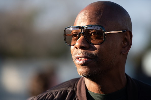 Incidental People「Dave Chappelle Canvassing For Andrew Yang」:写真・画像(2)[壁紙.com]