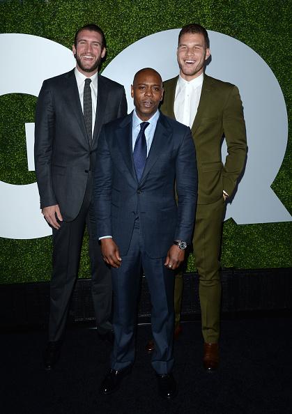 Blake Griffin「2014 GQ Men Of The Year Party - Carpet」:写真・画像(16)[壁紙.com]