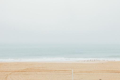 波「Montauk Beach」:スマホ壁紙(7)