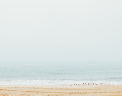 波「Montauk Beach」:スマホ壁紙(5)