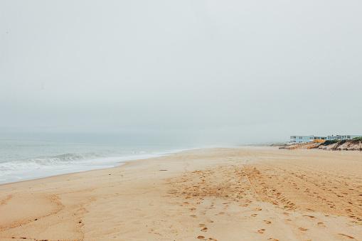 波「Montauk Beach」:スマホ壁紙(9)