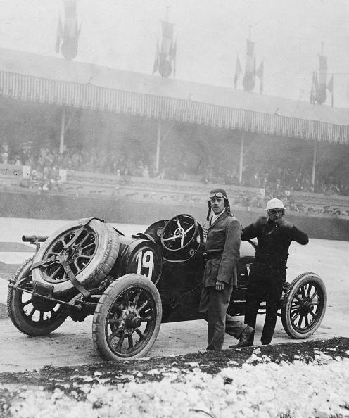 レーシングカー「Grand Prix of France」:写真・画像(6)[壁紙.com]