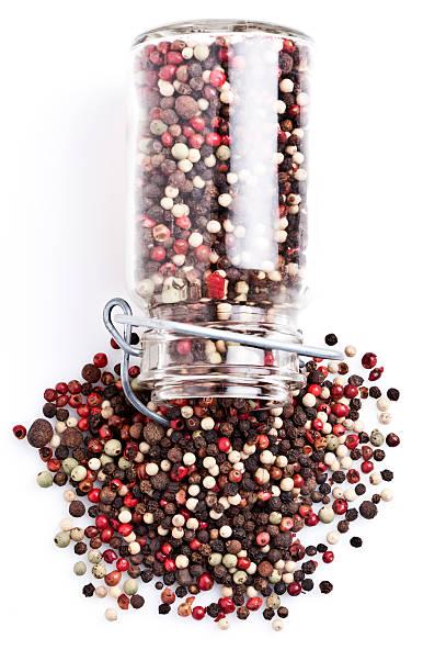 Blend of peppercorns close up:スマホ壁紙(壁紙.com)
