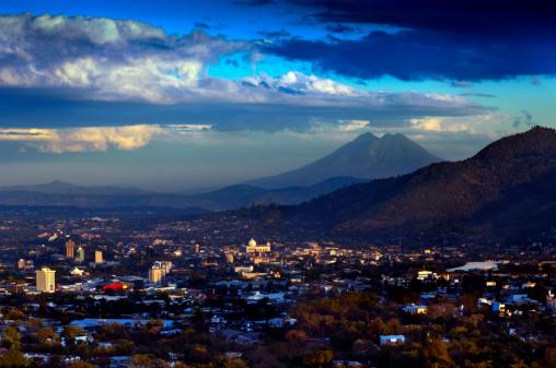 Volcano「San Salvador, El Salvador」:スマホ壁紙(17)