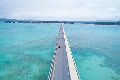 Resort「A bridge over the long sea.」:スマホ壁紙(16)
