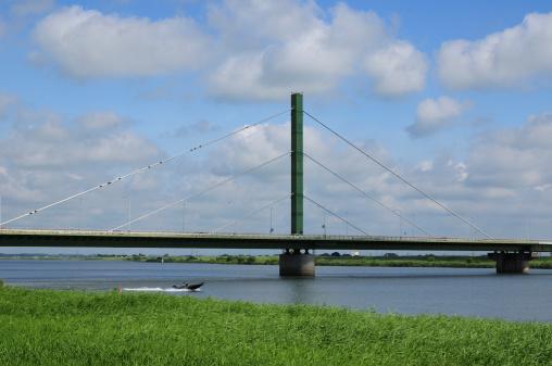 Katori City「Bridge Over River」:スマホ壁紙(6)