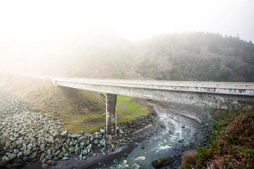 California State Route 1「Bridge over Juan Creek on Highway 1, CA.」:スマホ壁紙(13)