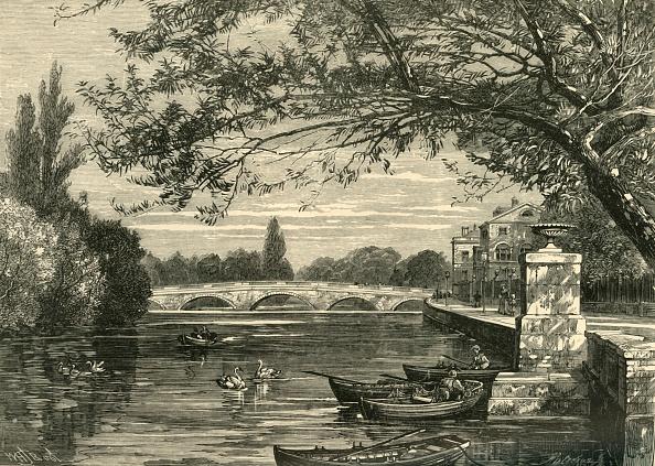Idyllic「Bridge Over The Ouse」:写真・画像(8)[壁紙.com]