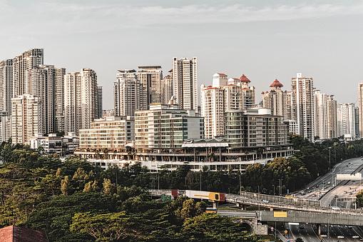 Restoring「Kuala Lumpur」:スマホ壁紙(4)