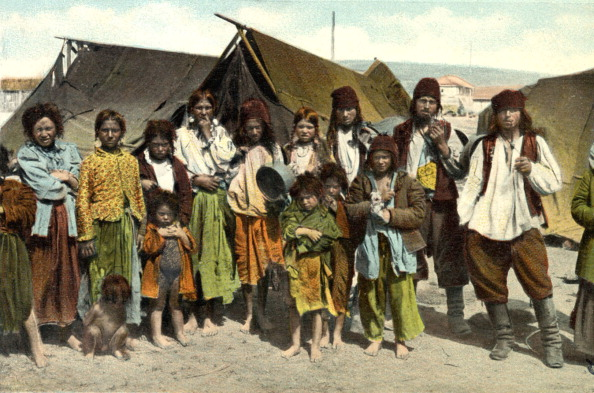 ジプシー「Romanian Gypsies」:写真・画像(8)[壁紙.com]