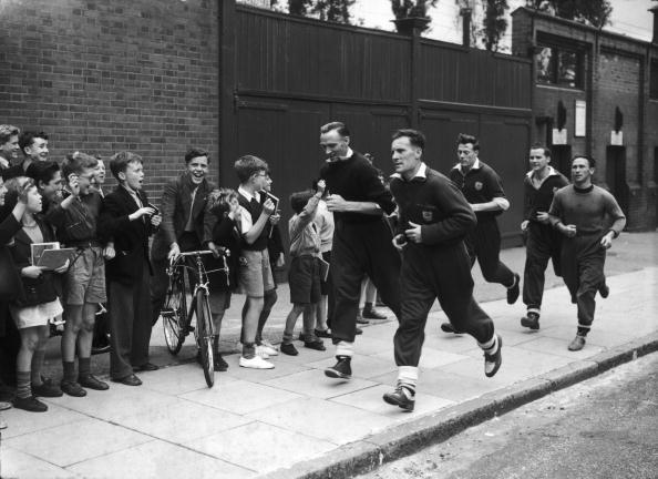 Monty Fresco「Arsenal In Training」:写真・画像(8)[壁紙.com]