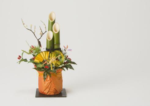 梅の花「New Year decoration」:スマホ壁紙(13)