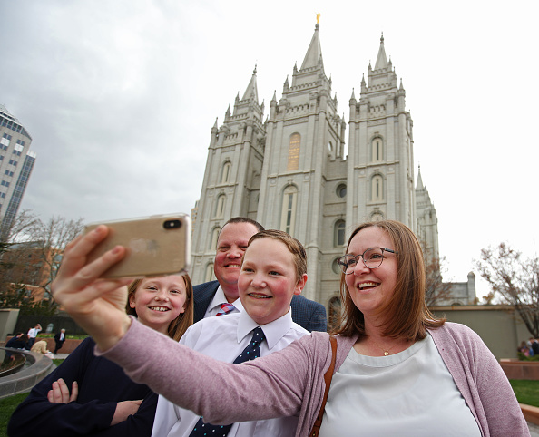 Utah「Worldwide Mormon Conference Convenes In Salt Lake City」:写真・画像(17)[壁紙.com]
