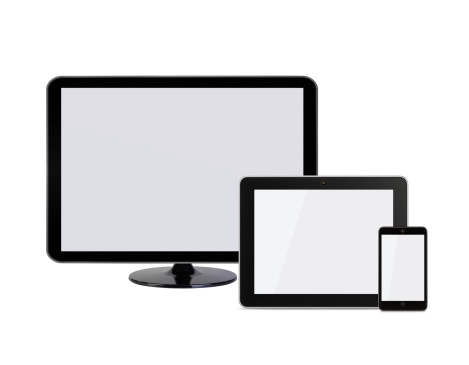 Touch Screen「TV Monitor and Mobil Phone」:スマホ壁紙(14)