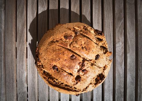 Loaf of Bread「Homemade Walnut Bread」:スマホ壁紙(12)