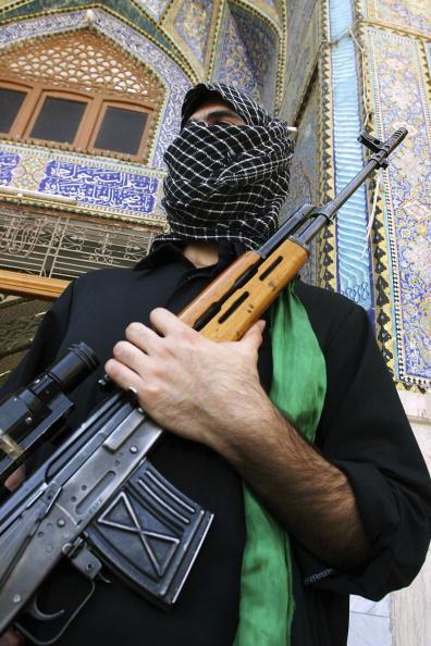 Ghaith Abdul-Ahad「Fighting Continues In Najaf」:写真・画像(16)[壁紙.com]