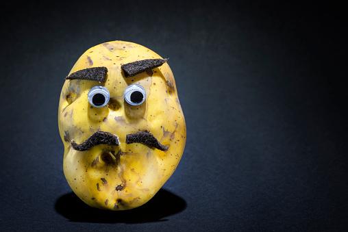 Displeased「Mr Pata Potato」:スマホ壁紙(16)