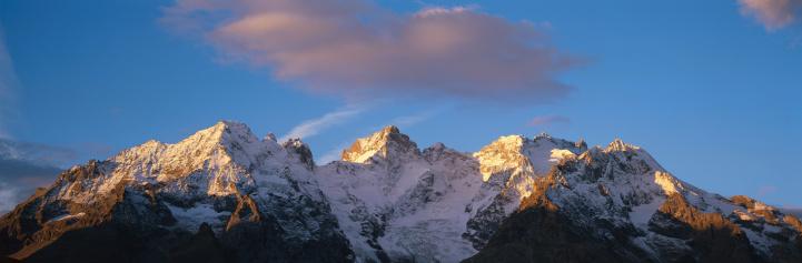 La Meije「France, Rh?ne-Alpes, La Meije, mountain」:スマホ壁紙(9)
