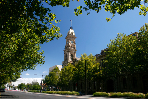 Adelaide「Town Hall Clock」:スマホ壁紙(16)