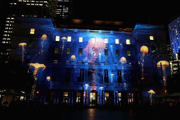 Grass Family「Vivid Sydney Light Festival - Media Preview」:写真・画像(18)[壁紙.com]