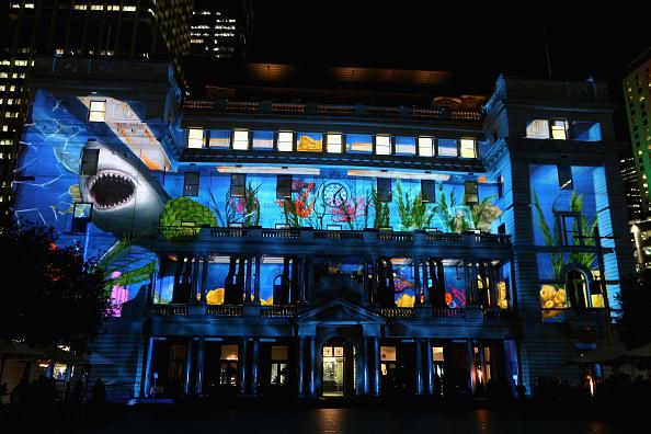 Grass Family「Vivid Sydney Light Festival - Media Preview」:写真・画像(17)[壁紙.com]